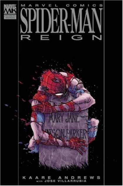 Bestselling Comics (2007) - Spider-Man: Reign by Kaare Andrews