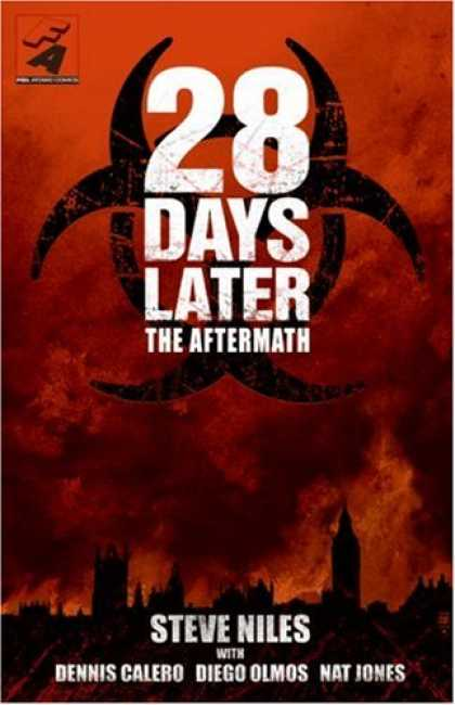 Bestselling Comics (2007) - 28 Days Later: The Aftermath by Steve Niles
