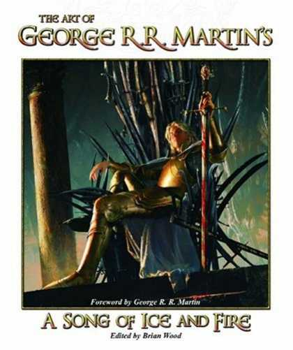 Bestselling Comics (2007) - The Art of George R. R. Martin's A Song of Ice and Fire by Fantasy Flight Games - The Art Of George R R Martins - Edited - Brian Wood - Throne - Staff