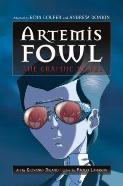 Bestselling Comics (2007) - Artemis Fowl: The Graphic Novel by Eoin Colfer