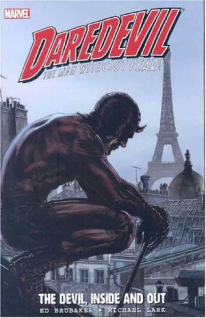 Bestselling Comics (2007) - Daredevil: The Devil, Inside and Out, Vol. 2 by Ed Brubaker - Marvel - The Devil Inside And Out - Ed Brubaker - Micheal Lark - Superhero