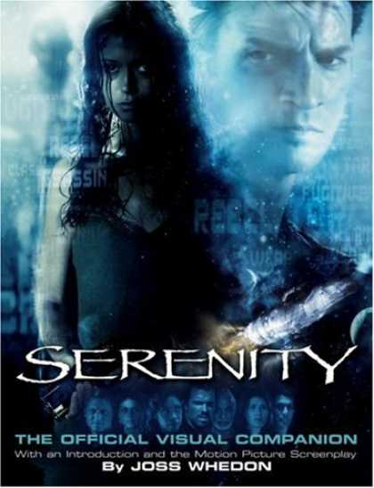Bestselling Comics (2007) - Serenity Official Visual Companion by Joss Whedon
