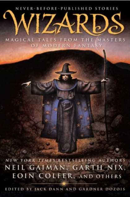 Bestselling Comics (2007) - Wizards: Magical Tales From the Masters of Modern Fantasy - Wizards - Magical Tales - Staff - Modern Fantasy - Eoin Colfer