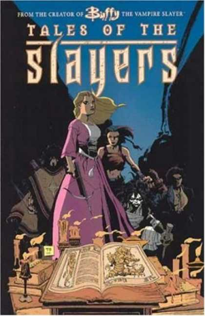 Bestselling Comics (2007) - Tales of the Slayers (Buffy the Vampire Slayer) by Joss Whedon