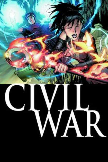 Bestselling Comics (2007) - Civil War: Young Avengers & Runaways by Zeb Wells