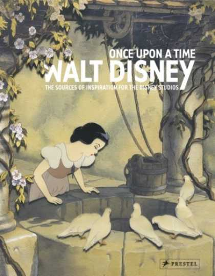 Bestselling Comics (2007) - Once Upon a Time: Walt Disney: The Sources of Inspiration for the Disney Studios