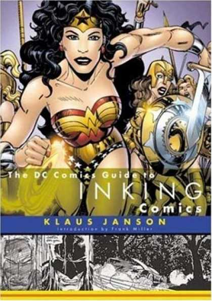Bestselling Comics (2007) - The DC Comics Guide to Inking Comics by Klaus Janson