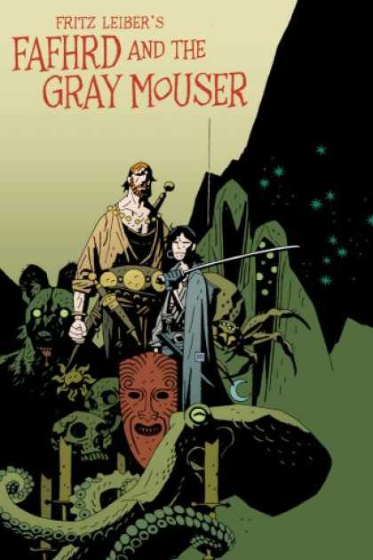 Bestselling Comics (2007) - Fafhrd And The Gray Mouser (Fafhrd and the Gray Mouser) by Howard Chaykin