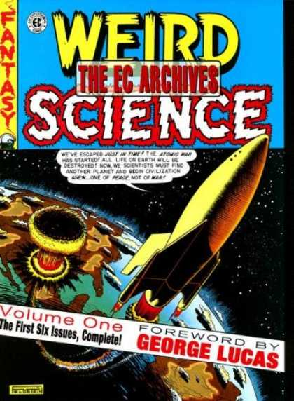 Bestselling Comics (2007) - The EC Archives: Weird Science Volume 1 (The Ec Archives) by Al Feldstein
