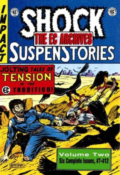 Bestselling Comics (2007) - The EC Archives: Shock Suspenstories Volume 2 (EC Archives) by Al Feldstein