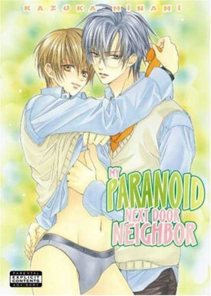 Bestselling Comics (2007) - My Paranoid Next Door Neighbor (Yaoi) by Kazuka Minami - Kazuka Ninami - Explicit Contents - My Paranoid Next Door Neighbour - Tie - Watch