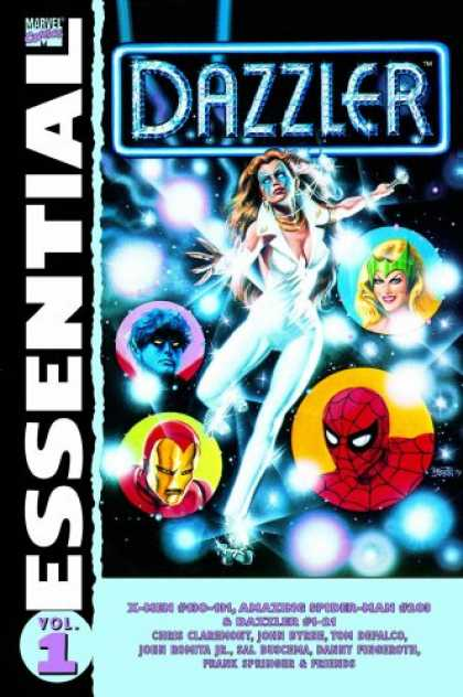 Bestselling Comics (2007) - Essential Dazzler, Vol. 1 (Marvel Essentials) by Chris Claremont