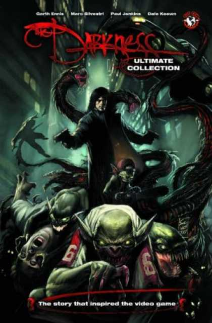 Bestselling Comics (2007) - The Darkness Ultimate Collection by Garth Ennis