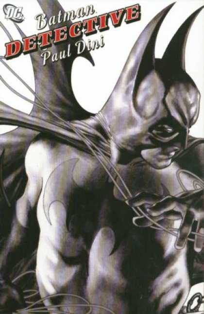 Bestselling Comics (2007) - Batman: Detective by Paul Dini - Batman - Dc Comics - Paul Dini - Cowl - Cord