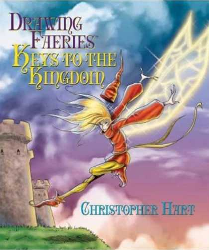 Bestselling Comics (2007) - Drawing Faeries: Keys to the Kingdom by Christopher Hart