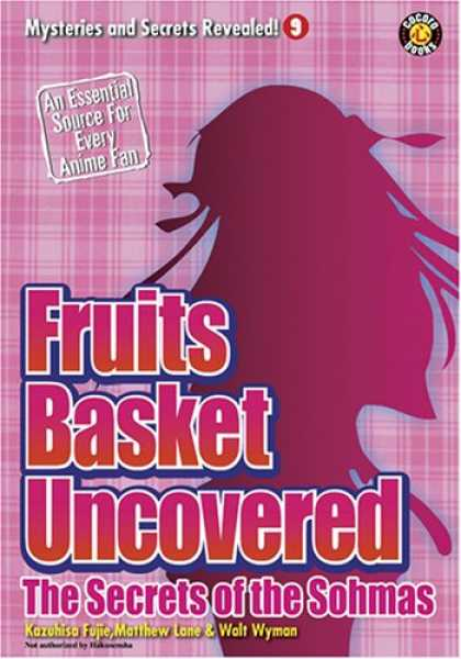 Bestselling Comics (2007) - Fruits Basket Uncovered 10: The Secrets of the Sohmas (Mysteries and Secrets Rev - The Secrets Of The Sohmas - An Essential Source For Every Anime Fan - Mysteries And Secrets Revealed - Pink - Plaid