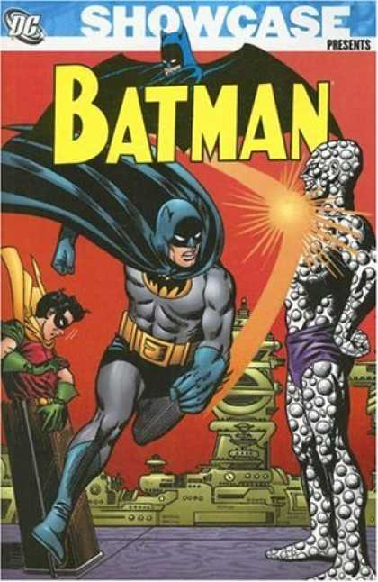 Bestselling Comics (2007) - Showcase Presents: Batman, Vol. 2 by Various - Robin Trapped - Man Of Stone - Ship - Purple Underwear - Punching