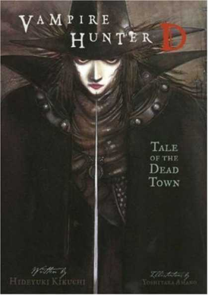 Bestselling Comics (2007) - Vampire Hunter D Volume 4: Tale Of The Dead Town (Vampire Hunter D) by Hideyuki