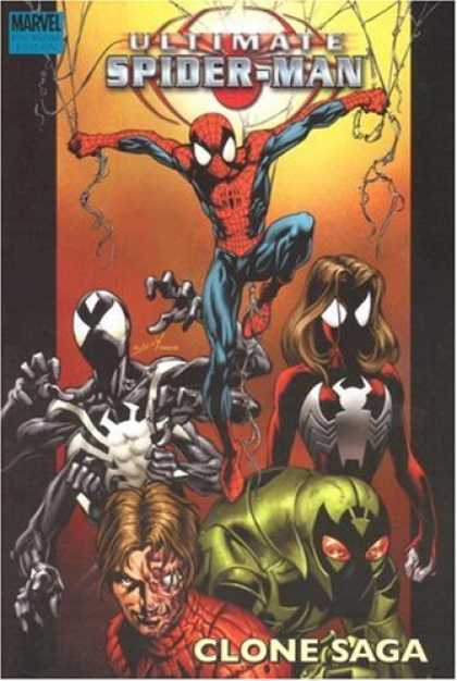 Bestselling Comics (2007) - Ultimate Spider-Man: Clone Saga by Brian Michael Bendis