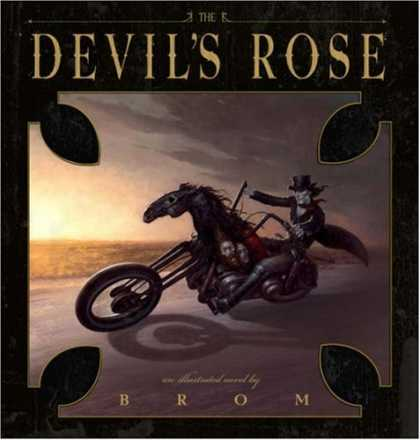 Bestselling Comics (2007) - The Devil's Rose by Brom