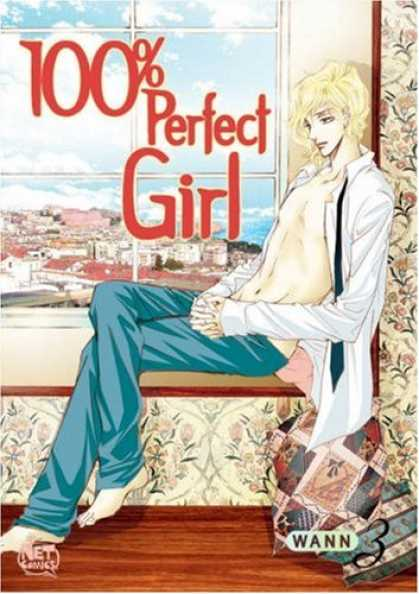Bestselling Comics (2007) - 100% Perfect Girl: Volume 3 (100% Perfect Girl) by Wann