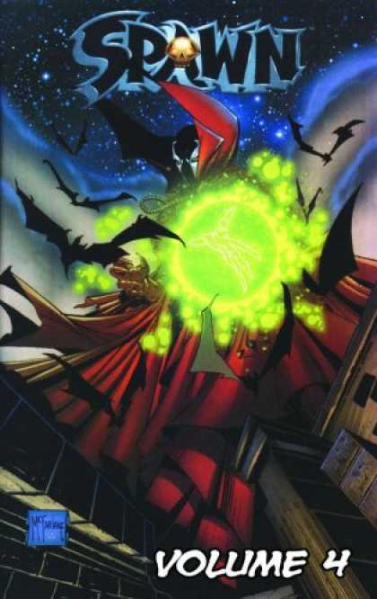 Bestselling Comics (2007) - Spawn Collection Volume 4 (Spawn Collection) by Todd McFarlane