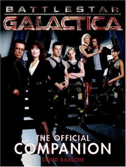 Bestselling Comics (2007) - Battlestar Galactica: The Official Companion by David Bassom