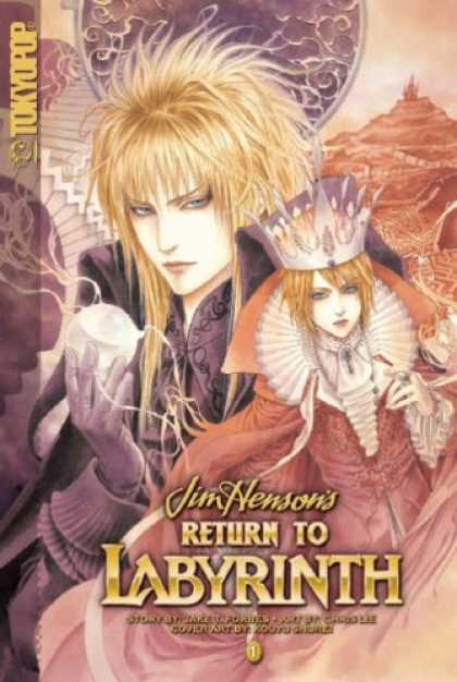 Bestselling Comics (2007) - Return to Labyrinth Volume 1 by Chris Lie