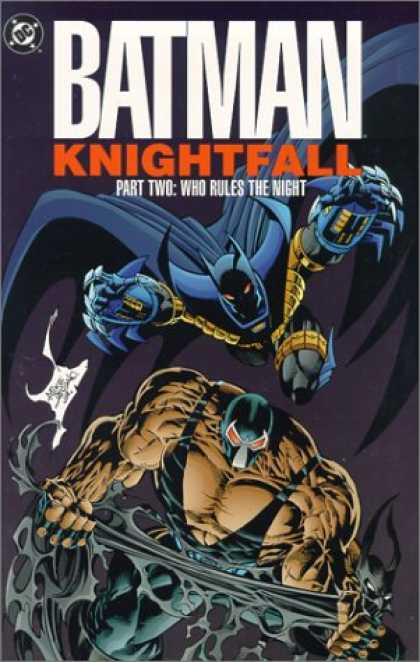 Bestselling Comics (2007) - Batman: Knightfall, Part Two: Who Rules the Night by Doug Moench