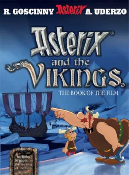Bestselling Comics (2007) - Asterix and the Vikings: The Book of the Film (Asterix) by Albert Uderzo