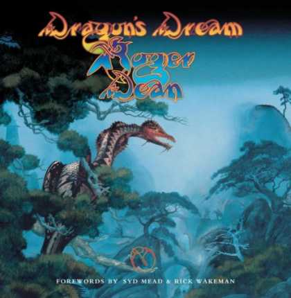 Bestselling Comics (2008) - Dragon's Dream: Roger Dean by Roger Dean