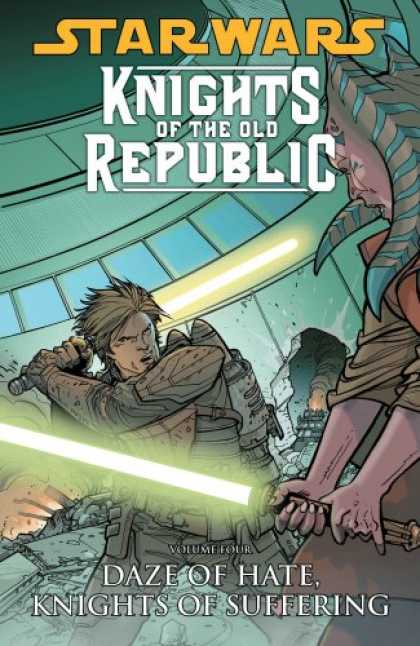 Bestselling Comics (2008) - Daze of Hate, Knights of Suffering (Star Wars: Knights of the Old Republic, Vol.