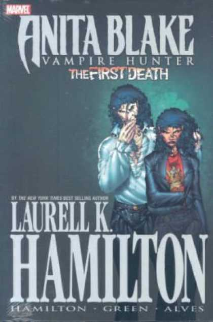 Bestselling Comics (2008) - Laurell K. Hamilton's Anita Blake, Vampire Hunter: The First Death by Laurell K.