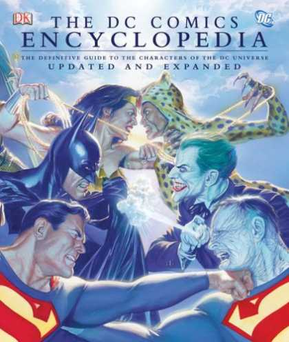 Bestselling Comics (2008) - The DC Comics Encyclopedia, Updated and Expanded Edition by Michael Teitelbaum