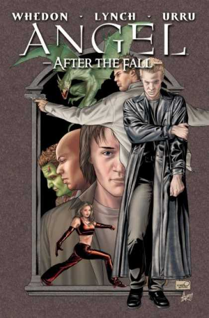 Bestselling Comics (2008) - Angel: After the Fall: First Night Volume 2 by Joss Whedon
