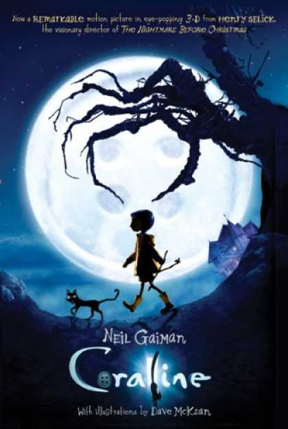 Bestselling Comics (2008) - Coraline Movie Tie-in Edition by Neil Gaiman