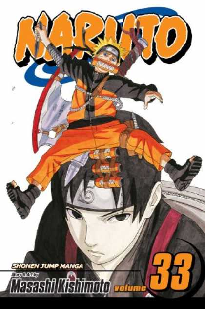 Bestselling Comics (2008) - Naruto, Volume 33 (Naruto (Graphic Novels)) (v. 33)