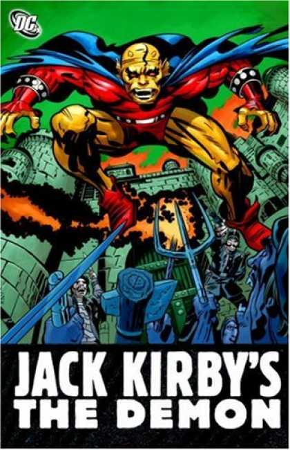 Bestselling Comics (2008) - Jack Kirby's The Demon by Jack Kirby