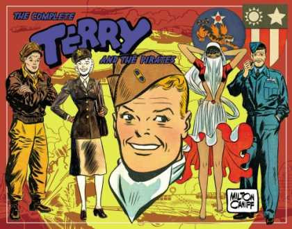 Bestselling Comics (2008) - Complete Terry and the Pirates Volume 5 (Complete Terry & the Pirates) (v. 5) by - Aviator - Soldier - Wac - Gypsy - Ascot