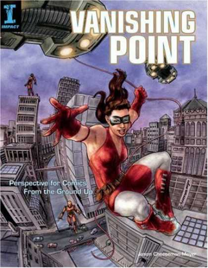 Bestselling Comics (2008) - Vanishing Point: Perspective for Comics from the Ground Up by Jason Cheeseman-Me - Vanishing Point - Impact - City Buildings - Gloves - Perspective For Comics From The Ground Up