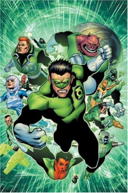 Bestselling Comics (2008) - Green Lantern Corps: Ring Quest (Green Lantern (Graphic Novels)) by Peter Tomasi