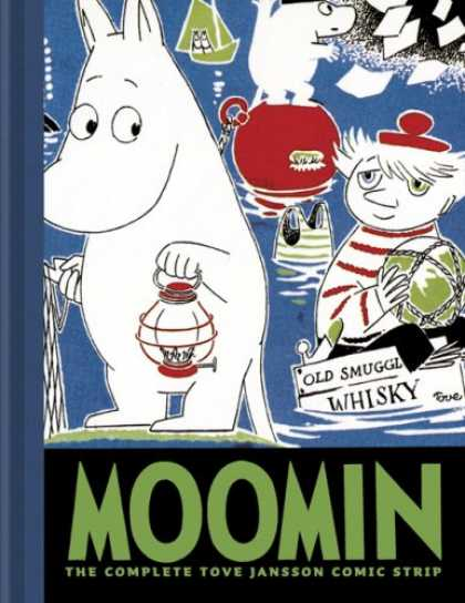 Bestselling Comics (2008) - Moomin: The Complete Tove Jansson Comic Strip - Book Three (Bk. 3) by Tove Janss