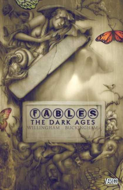 Bestselling Comics (2008) - Fables Vol. 12: The Dark Ages (Fables (Graphic Novels)) by Bill Willingham