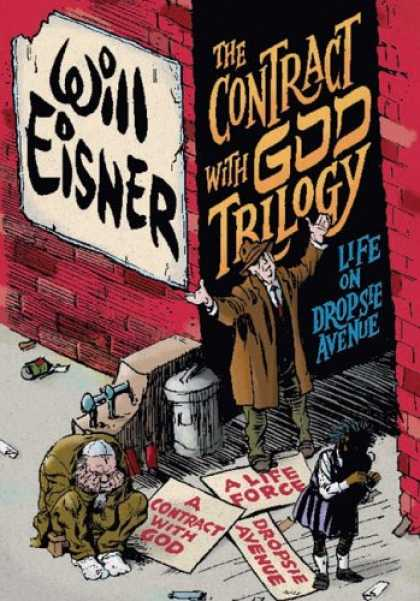 Bestselling Comics (2008) - The Contract with God Trilogy: Life on Dropsie Avenue (A Contract With God, A Li