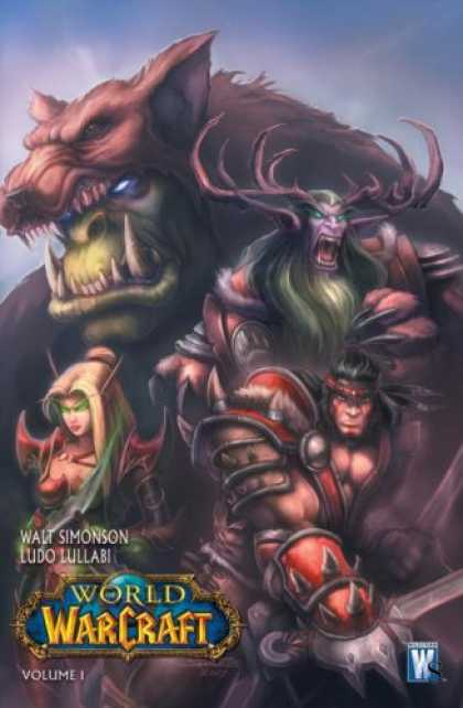 Bestselling Comics (2008) - World of Warcraft by Walter Simonson