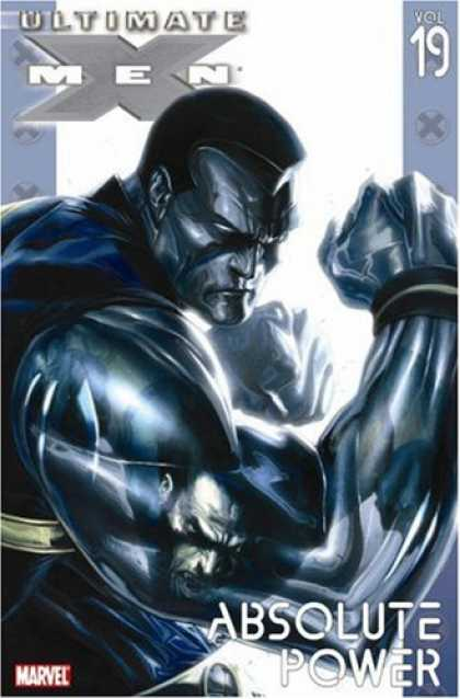 Bestselling Comics (2008) - Ultimate X-Men, Vol. 19: Absolute Power (v. 19) by Aron Coleite - Colossus - Shiny - Metal - Fists - Absolute Power