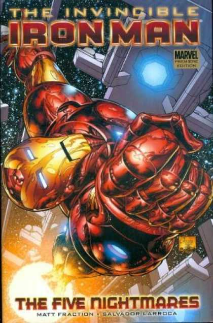 Bestselling Comics (2008) - Invincible Iron Man, Vol. 1: The Five Nightmares (v. 1) by Matt Fraction