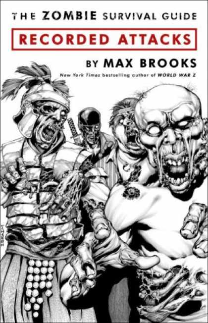 Bestselling Comics (2008) - The Zombie Survival Guide: Recorded Attacks by Max Brooks