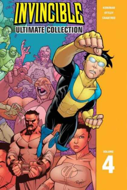 Bestselling Comics (2008) - Invincible: The Ultimate Collection Volume 4 by Robert Kirkman - Invincible - Ultimate Collection - Volume 4 - Monsters - Pink Mob
