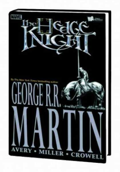 Bestselling Comics (2008) - Hedge Knight, Vol. 1 (Book Market Edition) (v. 1) by George R. R. Martin - Hedge - Knight - George - Martin - Miller